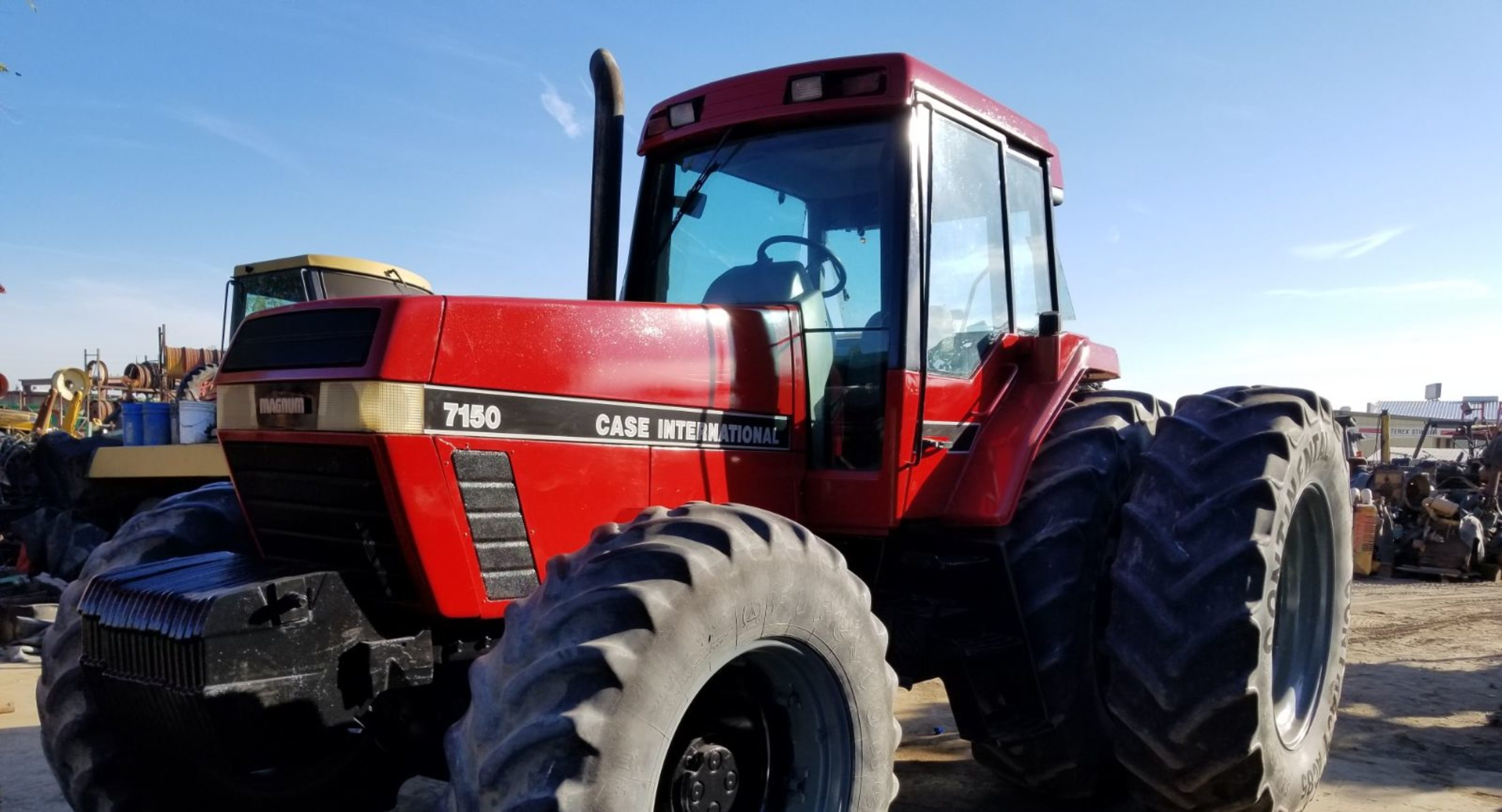 Associated Tractor